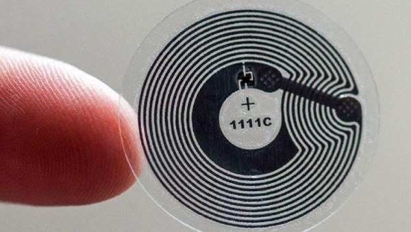 NFC - метка