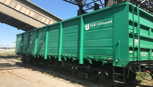 Вагоны CLK Cement
